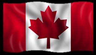 Flag Canadian
